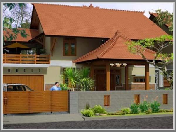 Desain Rumah Varnikular Joglo Edupaint