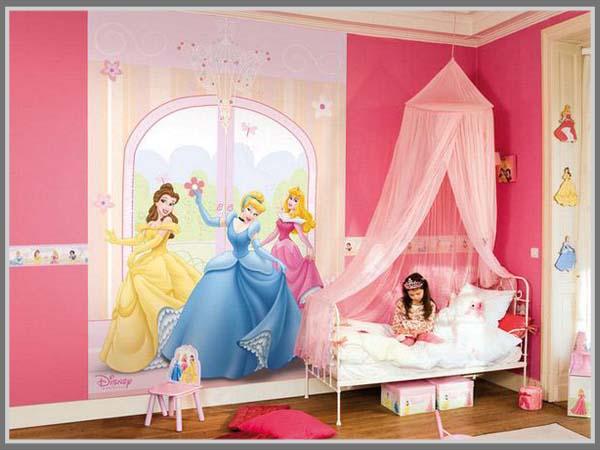 Tips Merancang Kamar Tidur Manis Untuk Anak Perempuan Edupaint